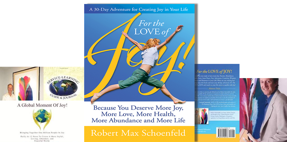 For The Love of Joy Book