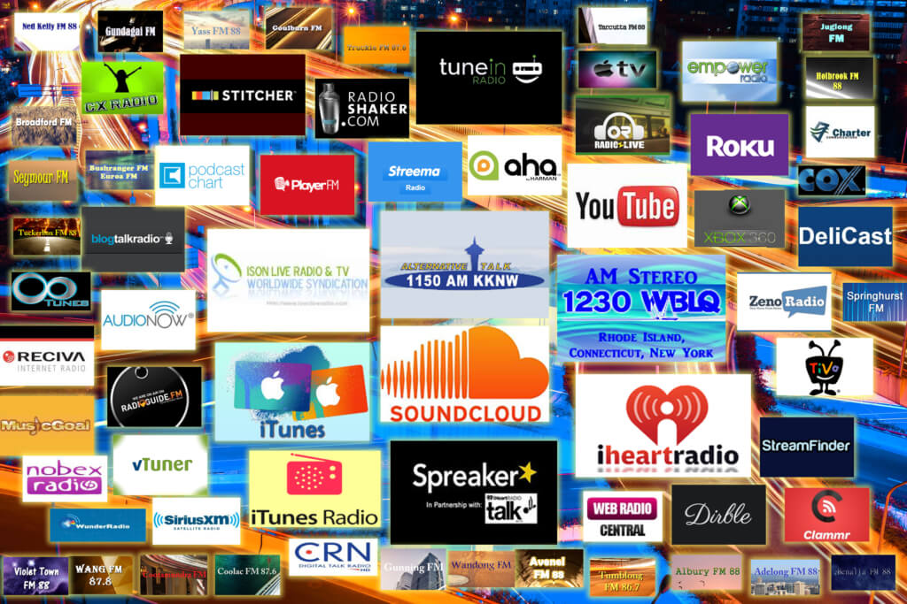 The Art of Powerful Living Radio Distribution